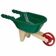 American Plastic Toys Wheelbarrow - click to enlarge