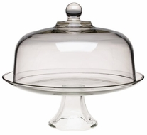 Anchor Hocking Presence Cake Dome Set - click to enlarge