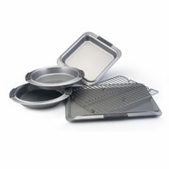 Anolon 57327 Advanced Nonstick Bakeware 5-Piece Set - click to enlarge