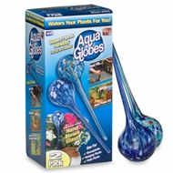Aqua Globes AG011706 Glass Plant Watering Bulbs - click to enlarge