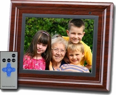 Axion AXN-9105M 10.4'' LCD Digital Multimedia Picture Frame - click to enlarge