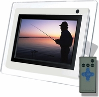 Axion AXN-9701 7'' LCD Multimedia Digital Picture Frame - click to enlarge