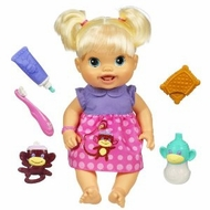 Baby Alive Baby's New Teeth Blonde - click to enlarge