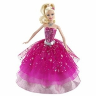 Barbie A Fashion Fairytale Transforming Fashion Doll - click to enlarge