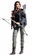 Barbie Collector Hunger Games Katniss Everdeen Doll - click to enlarge