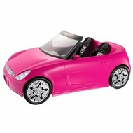 Barbie Glam Convertible - click to enlarge