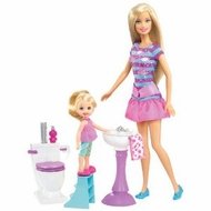 Barbie I Can Be Babysitter Playset - click to enlarge