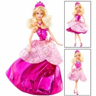Barbie Princess Charm School Princess Blair Transforming Doll - click to enlarge