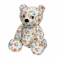 BeePosh Olivia Bear : Large by Melissa and Doug - click to enlarge