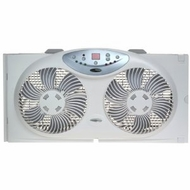 Bionaire BW2300 Twin Window Fan with Remote Control - click to enlarge