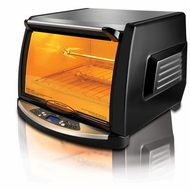 Black & Decker FC350 InfraWave Speed-Cooking Countertop Oven with Rotisserie - click to enlarge