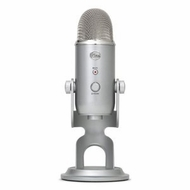 Blue Microphones Yeti USB Microphone - Silver Edition - click to enlarge