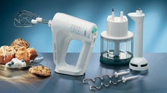 Braun M880 Multimix 4-in-1 Hand Mixer - click to enlarge