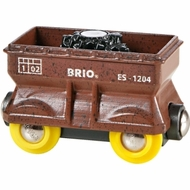 Brio Coal Wagon - click to enlarge
