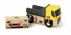Brio Freight Goods Truck - click to enlarge