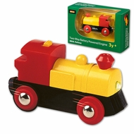 Brio Two Way Battery Powered Engine - click to enlarge