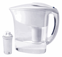 BRITA 42412 Atlantis Drinking Water Pitcher - click to enlarge