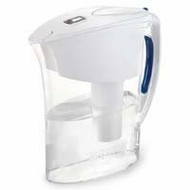 BRITA 42558 Aqualux Drinking Water Pitcher - click to enlarge