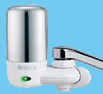 Brita 42621 On Tap Faucet Mount Water Filtration System