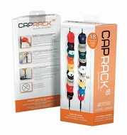 Caprack 18 Baseball Cap Holder - click to enlarge