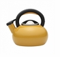 Circulon 1-1/2-Quart Sunrise Teakettle, Mustard Yellow