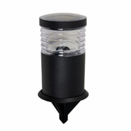Brinkmann 822-0716 Classic Lantern Solar Light Set, 4 Lantern Pack - click to enlarge