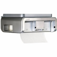 Clean Cut CC3300 Touchless Paper Towel Dispenser - Stainless Steel - click to enlarge