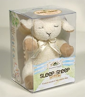 Cloud b Sleep Sheep On The Go with Soothing Sounds - click to enlarge