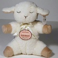Cloud b Sleep Sheep with Four Soothing Sounds - click to enlarge