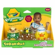 Crayola 3ct. TaDoodles Washable Easy Stampers - click to enlarge