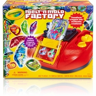 Crayola 747060 Melt N Mold Factory Kit - click to enlarge