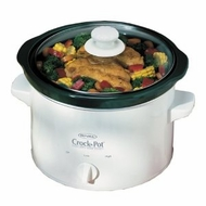 CrockPot 5025WG 2.5-Quart Slow Cooker - click to enlarge