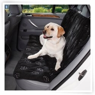 Cruising Companion Hammock Car Seat Cover for Pets, Black - click to enlarge