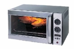 CucinaPro 250-42 Convection Oven w/ Rotisserie - click to enlarge