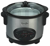 CucinaPro 280-01 3-in-1 Cooker - click to enlarge