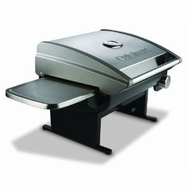 Cuisinart CGG-200 All-Foods 12,000-BTU Tabletop Gas Grill - click to enlarge