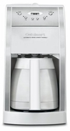 Cuisinart DGB-600BCWFR Grind-and-Brew 10 Cup Coffeemaker (Remanufactured) - click to enlarge
