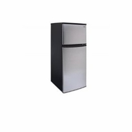 Danby 9.1 Cubic Ft Frost Free Refrigerator: Stainless Steel - click to enlarge