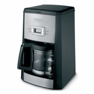 DeLonghi 14c Blk/SS Coffee - DC312T - click to enlarge