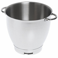 DeLonghi 36385 Stainless Steel Bowl w/ Handles - click to enlarge