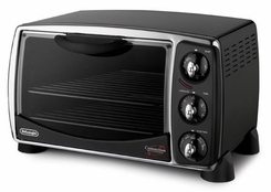 DeLonghi AS1870B Convection Oven w/ Rotisserie - click to enlarge