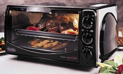 DeLonghi AS690 AirStream Convection Oven - click to enlarge