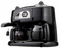 DeLonghi BCO120T Programmable Espresso / Coffee Maker - click to enlarge