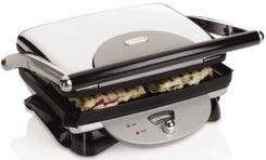 DeLonghi CGH800 Panini Grill - click to enlarge