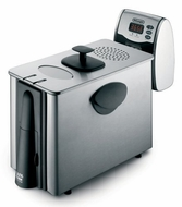 DeLonghi D14527DZ Esclusivo Dual Zone Deep Fryer - click to enlarge