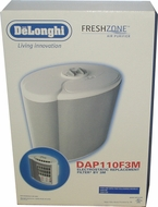 DeLonghi DAP110F3M Electrostatic Air Cleaner Filter - click to enlarge