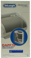 Delonghi DAPF70 True HEPA Replacement Air Cleaner Filter (single) - click to enlarge