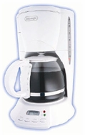 DeLonghi DC60T 12-Cup Automatic Drip Coffee Maker - click to enlarge