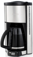 DeLonghi DC87T 12-Cup Programmable Coffee Maker - click to enlarge