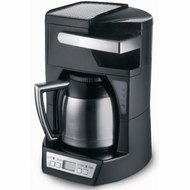 DeLonghi DCF210TTC Drip Coffee Maker 10 Cup - click to enlarge